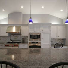 Traditional Kitchen by Kitchen And Bath Designs Unlimited Inc