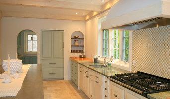 Longmeadow Two-tone Kitchen & Pantry