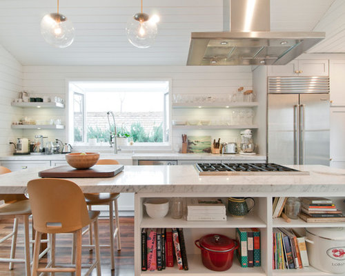 grey kitchen backsplash shiplap ceiling ideas amp designs houzz 1494