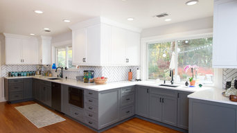 Loomis Wrap Around Kitchen