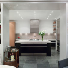 Contemporary Kitchen by TACT Design
