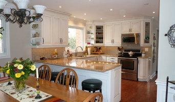Lorne Park kitchen remodel