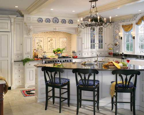 french country kitchens design ideas remodel pictures houzz