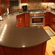 Traditional Kitchen by Lorrie O'Neil-Dickey,  Lowe's Topeka KS