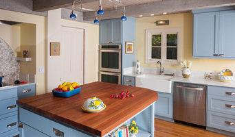 Los Altos Farmhouse Kitchen