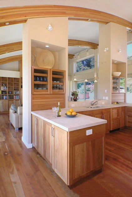Contemporary Kitchen by Thompson Studio Architects