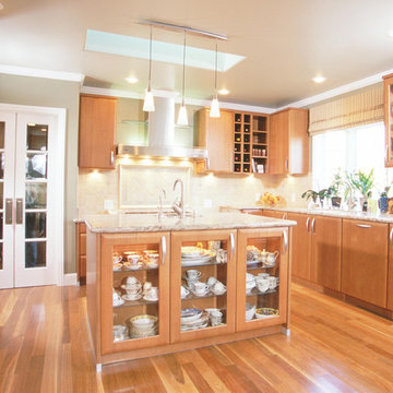 Los Altos kitchen