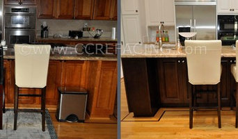 Charmant Contact. Custom Cabinet Refacing