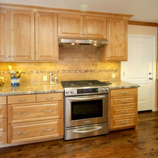 Traditional Kitchen by K.C. Customs & Remodeling, Inc.