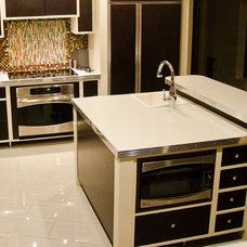 Midcentury Kitchen by Weaver Design Group