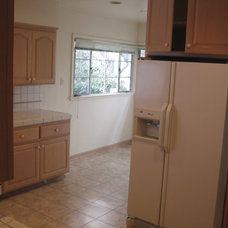 Traditional Kitchen by Romm Remodeling, Inc.