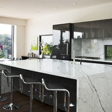 Modern Kitchen by Michael Kelley Photography
