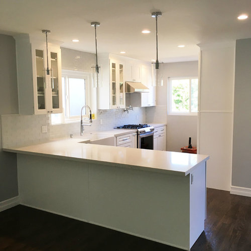 los angeles kitchen remodel