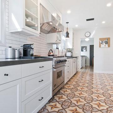 Los Angeles, Sweetzer - Kitchen Remodel