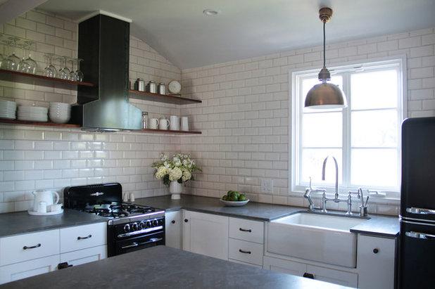 Klassisch Küche by Amy Sklar Design Inc
