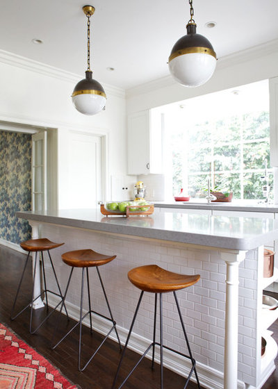 Room of the Day: Traditional Dining Room Shaken With a Twist