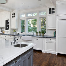Traditional Kitchen by Chelsea Court Designs