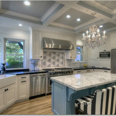Transitional Kitchen by Design Matters