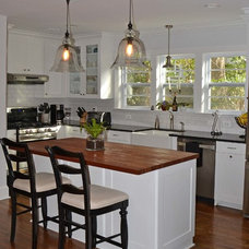 Kitchen by Roberts Construction Services, LLC