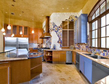 Lost Creek Residence Kitchen