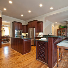 Traditional Kitchen by The Renner Companies