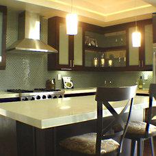 Kitchen by City Cabinet Center, San Diego