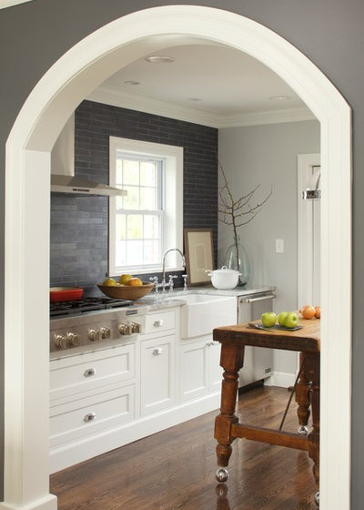 Transitional Kitchen by Hollymount Ltd.