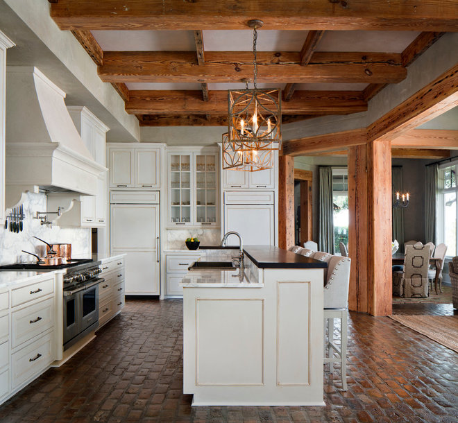 Http Www Houzz Com Ideabooks 23095654 List Cabin Kitchen Ideas