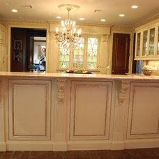 Traditional Kitchen by Design By Todd
