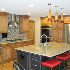 Contemporary Kitchen by Blue Sky Remodeling