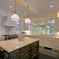 Traditional Kitchen by Design Innovations