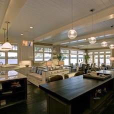 Contemporary Kitchen by Design Innovations
