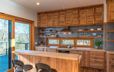 A Contemporary Aerie in the Appalachians