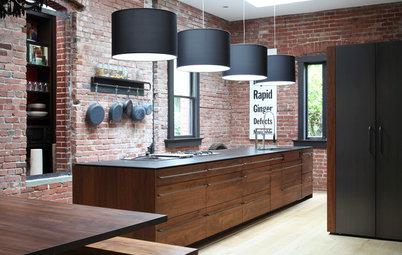 15 Ways to Create Drama With Light Fixtures