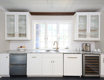 Lovely, classic kitchen remodel