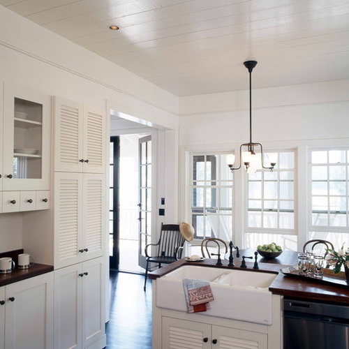 75 Kitchen With Louvered Cabinets Ideas Explore Kitchen