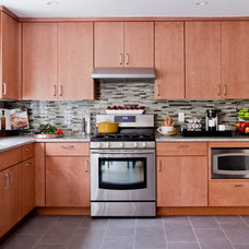 Contemporary Kitchen by Rikki Snyder