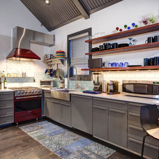 Contemporary Kitchen by Todd Arenson Construction