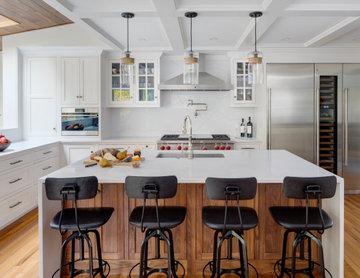 Lower Falls- Kitchen
