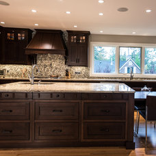 Craftsman Kitchen by Home Image Interiors