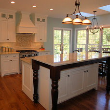 Traditional Kitchen by The Model Home Look