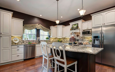 See the Results: The Houzz/Lowe's Dream Kitchen Sweepstakes