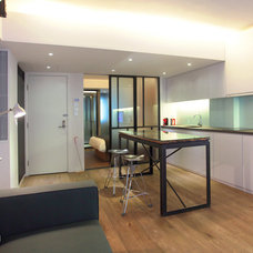 Modern Kitchen by Urban Design & Build Limited