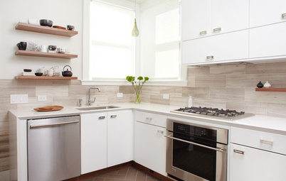 Houzz Tour: Cool, Calm Edwardian Gets Another Update