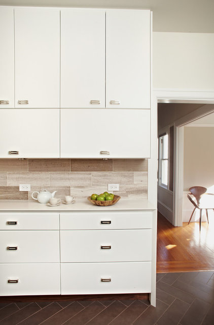 Contemporary Kitchen by Lucy McLintic