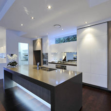 Contemporary Kitchen by Luisa Interior Design