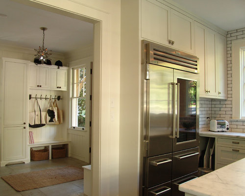 Mudroom Off Kitchen Home Design Ideas Pictures Remodel