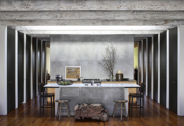 Industrial Cocina by John Lum Architecture, Inc. AIA