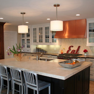 Traditional kitchen ideas - Kitchen - traditional kitchen idea in San Francisco