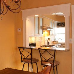 Kitchen Pass Through Kitchen Design Ideas Photos